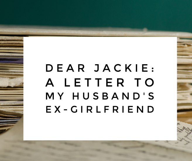writing letter to ex girlfriend
