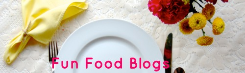 Fun Food Blogs