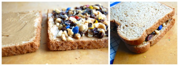 PB and Trail Mix