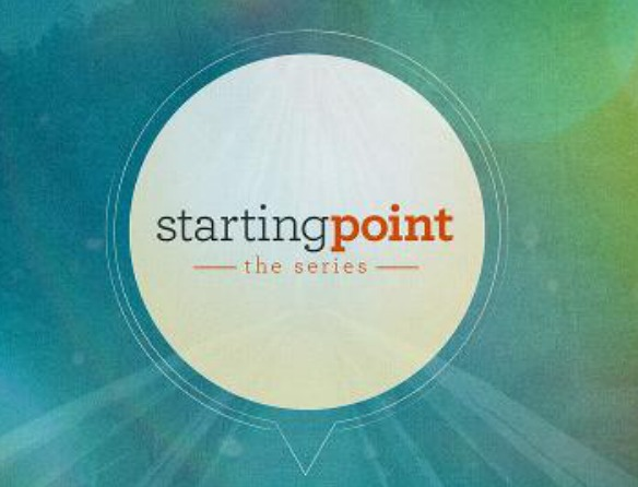 Starting Point - a sermon series by Andy Stanley