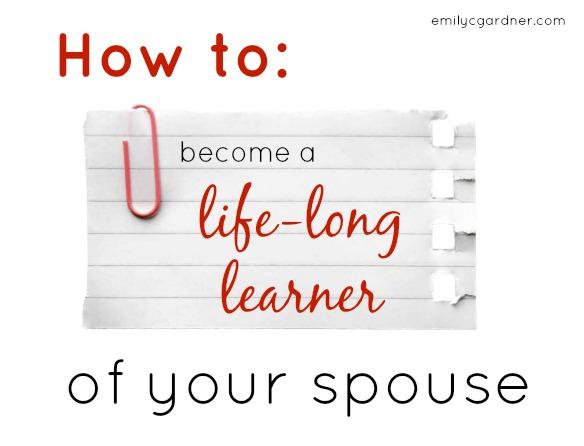 life-long learner