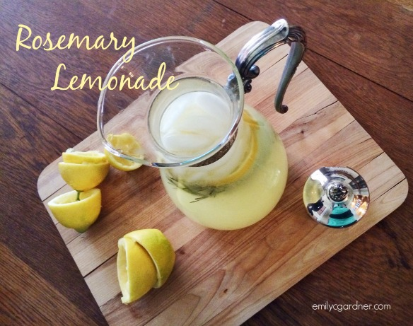 Rosemary Lemonade 3